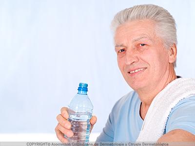 Antienvejecimiento hidratación